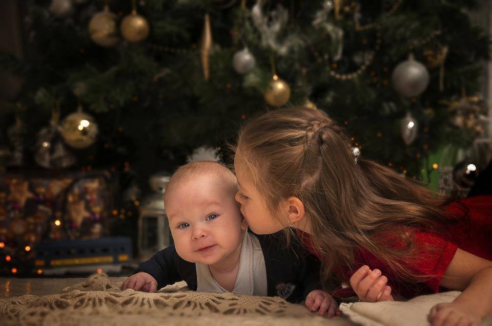 Na první Vánoce s miminkem se nezapomíná. Na co nezapomenout?