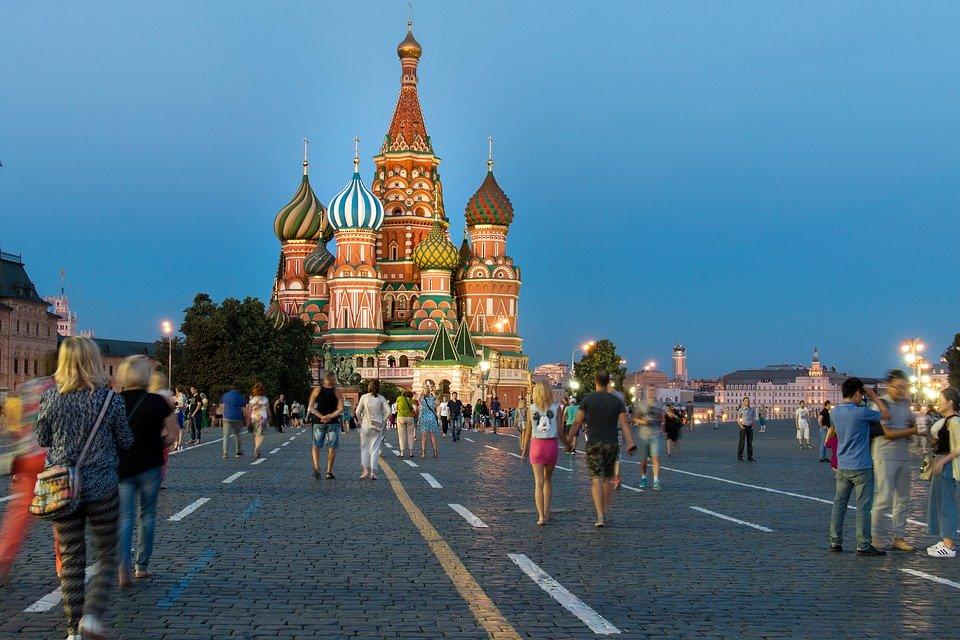 Poznejte Moskvu, zapomenutou destinaci